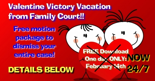 Valentine Victory Vacation